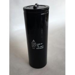 9900uF 350V kondensator...